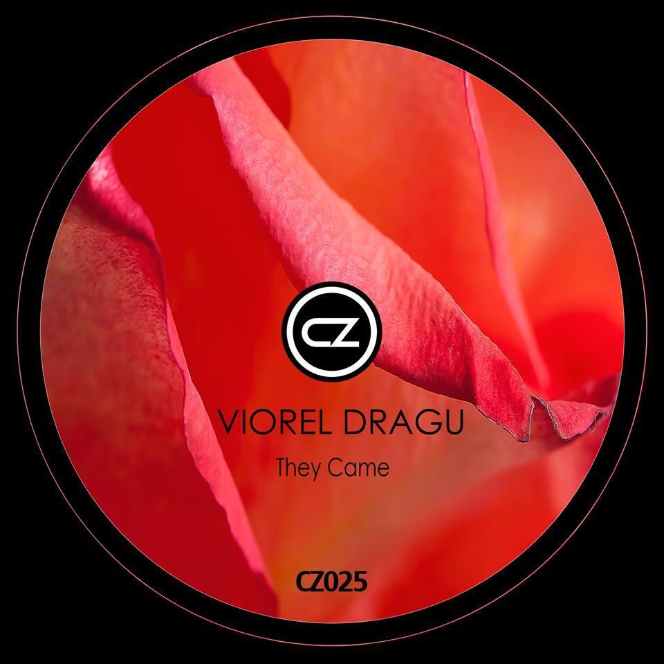 CZ025 cover - Viorel Dragu - They came